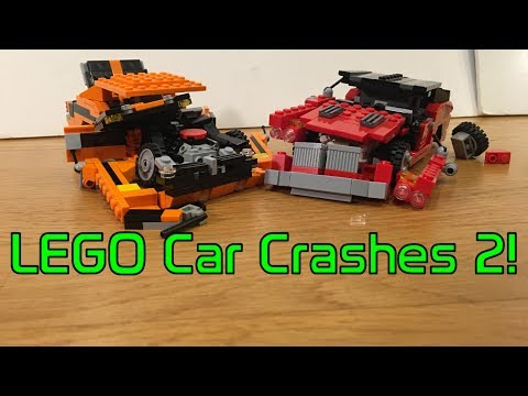 LEGO Car Crashes 2 at Scott's Smashin' Junkyard thumbnail