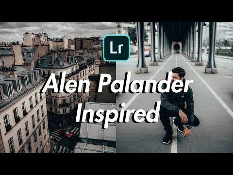 How to Edit Like @alenpalander on Lightroom Mobile   Free