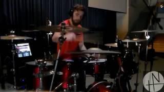 It's different - Pokemon U (ft. Broderick Jones) drum cover