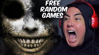 IT SHOULDN'T BE LEGAL FOR JUMPSCARES TO BE THIS SCARY | Free Random games