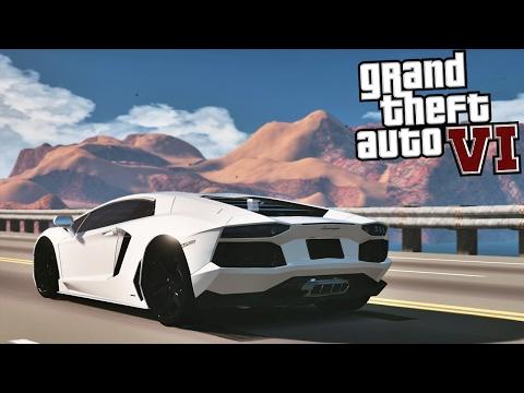 "GTA 6 Walkthrough Part 1 ""The Desert"" - Stolen GTA 6 Copy (GTA 6)"