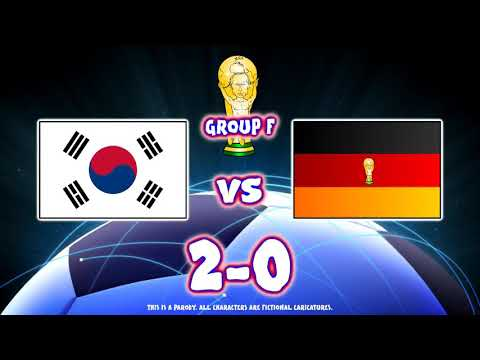 😂Germany are out😂 Germany 0-2 south Korea 442oons reupload because 442oons deleted it
