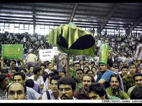 VOTE FOR MIR HOSSEIN MOUSAVI 2009 iranian elections