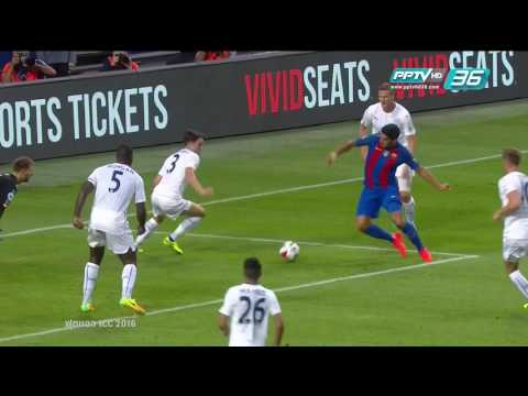 Barcelona vs Leicester City in International Champions Cup 2016 Live on PPTV HD