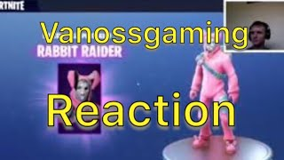 Vanossgaming funny moments - Mr.Weebfanboy101 and the bunny story reaction