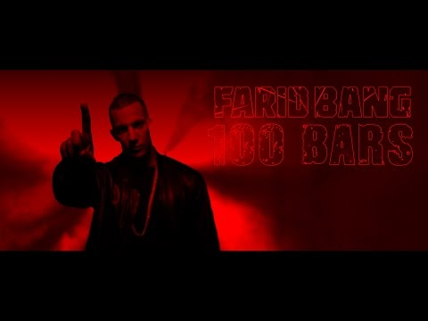 "Farid Bang - ""100 BARS"" [ official Video ] - BangerChannel"