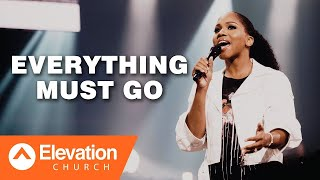 Everything Must Go | Pastor Sarah Jakes Roberts