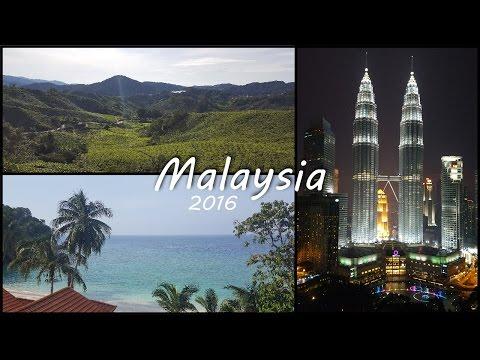 Malaysia Trip Compilation  //  2016 //  3 Weeks  //  Amazing