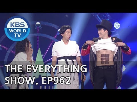 The Everything Show I 다 있Show [Gag Concert / 2018.08.25]