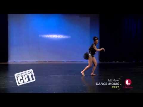 The Underdog - Nia Frazier - Full Solo - Dance Moms: Cographer