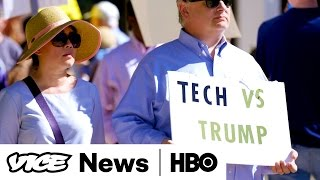 Maple Syrup Mafia & Trump vs Tech  VICE News Tonight Full Episode (HBO)