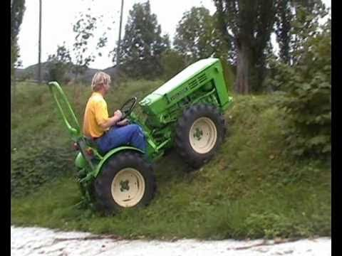 Holder A30 Traktor .wmv - YouTube