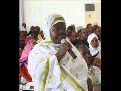 Bora Adui Shetani Kama adui Kiumbe Fatma Issa