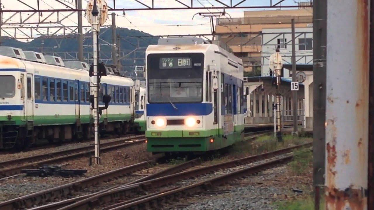福井鉄道800形電車 802編成 - Yo...