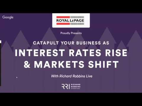 Catapult Your Business as Interest Rates Rise and Markets Shift - Sales Success 2017