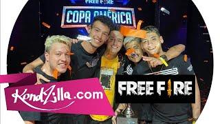 Baixar FUNK DA LOUD CAMPEÃ DA COPA AMÉRICA ♬ FAZ O L | FREE FIRE