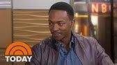 Anthony Mackie Gives James Poyser A Nickname Youtube