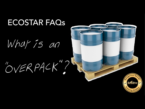 "What is an ""overpack""?"