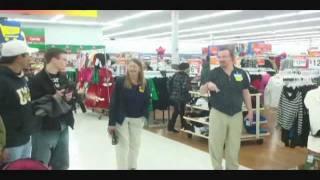 Occupy Medford: Wal-Mart Caroling