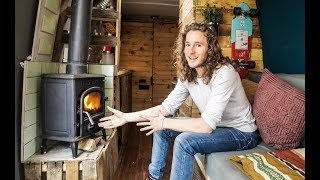 WOOD STOVE in your van! A good idea? Pros, Cons & How to install