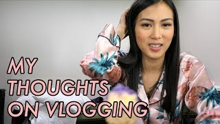 Being a Vlogger by Alex Gonzaga