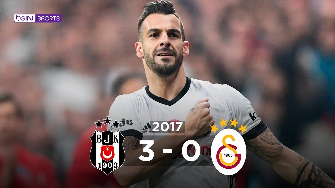 02 12 2017 Be U015fikta U015f Galatasaray 3 0 YouTube