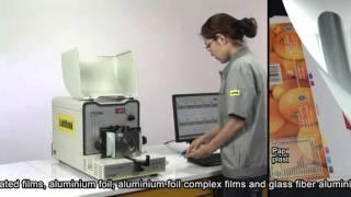 Plastic Film Water Vapor Transmission Rate Test System - Labthink
