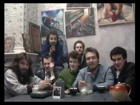 АукцЫон  Рок клуб 1987  год