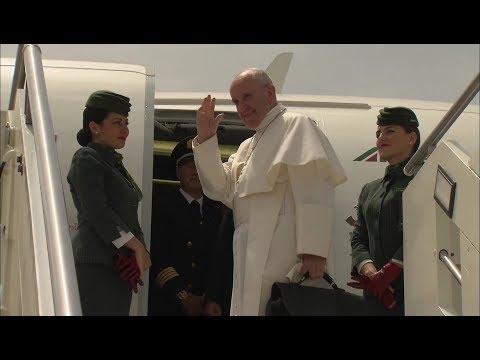 Los viajes del Papa Francisco para 2019