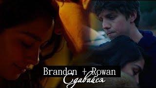►Brandon + Rowan || Сдавайся | T@gged / Tagged