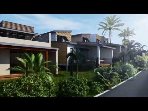 Les Villas du Green Beauséjour Sainte Marie de La Reunion