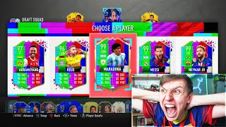 I HACKED FIFA 20 FUT DRAFT!!