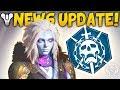 Destiny 2: SIVA FOUND & NEW RAID BOSS! Uldren Magic, Nessus Exotic & Bungie Updates