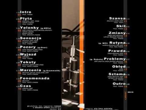 ╳_Fenomen Efekt_╳ 2001 ( _Cały Album+Teksty) _♪