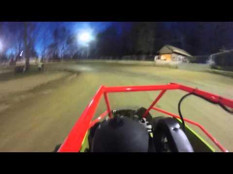 Christopher Kimm Jr. Champ Kart @ Shellhammers