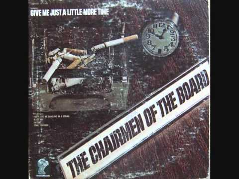 Chairman of the Board (1970)  - Chairman of the Board (Full