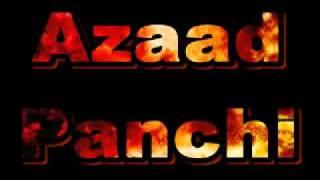 Azad panchi
