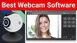 Top 5 Best Webcam Software 2020