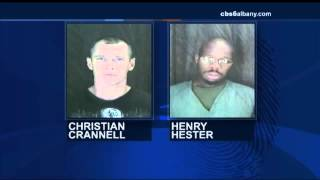 Sheriff: 2 arrested for Greenfield home invasion