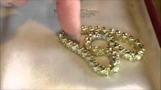 14k diamond tennis bracelet 4 75 tcw