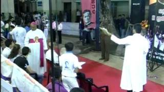 Relic of St. Don Bosco @ St Bede's (EDITED PART 3of12)