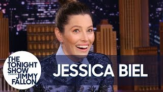 "Jessica Biel Shaded Justin Timberlake and *NSYNC: ""Cool, I Guess"""