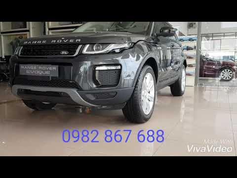 Xe Land Rover Range Rover Evoque Màu Xám Model 2019 | 0982 867 688