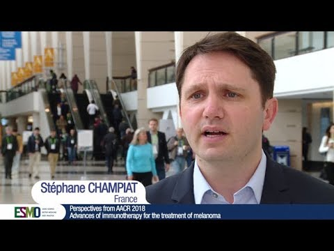 AACR 2018: Advances of immunotherapy for the treatment of melanoma