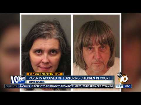 911 call from daughter in Perris torture case played in court
