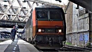 Le Train de Luxe VSOE en gare de-Paris Est