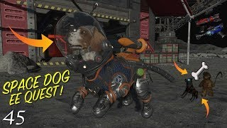 BO3 Zombies Chronicles - Tips & Tutorials EP #45! SPACE DOG EASTER EGG SIDE QUEST ON MOON! #DLC5