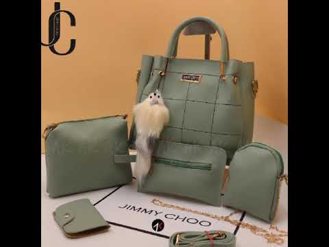 Ladies bags collection