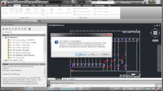 Autodesk Autocad Electrical 2014 Tutorial | Moving Through Project Drawings