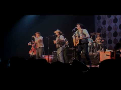 the avett brothers dancing daze